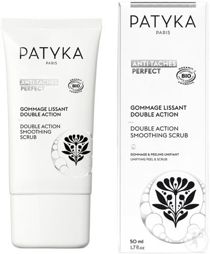 Patyka Anti-Taches Perfect Gommage Lissant Double Action Bio 50ml