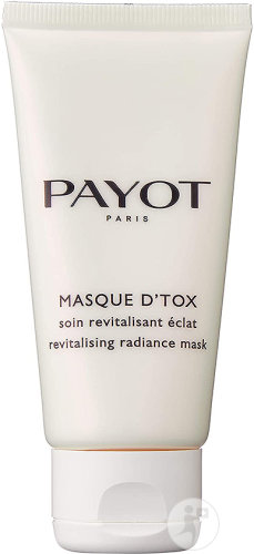 Payot Masque D'Tox Soin Revitalisant Éclat Tube 50ml