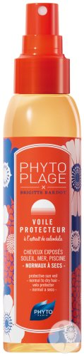 Phyto Phytoplage Voile Protecteur Cheveux Normaux À Secs Spray 125ml