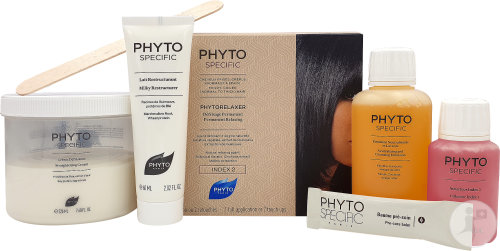 Phyto Phytospecific Phytorelaxer Index 2 Défrisage Permanent 1 Kit