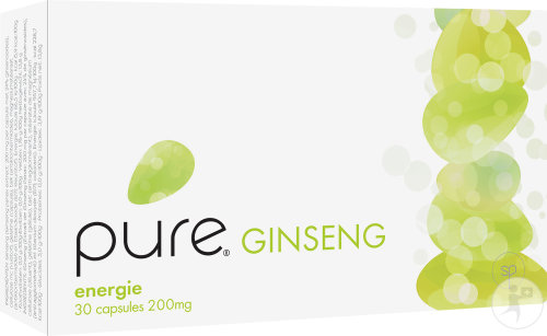 Pure Ginseng 30 Capsules