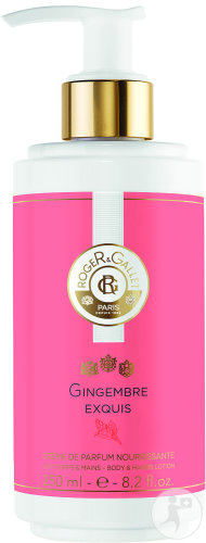 Roger&Gallet Lait Corps Gingembre Exquis 250ml