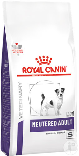 Royal Canin Neutered Adult Weight & Dental Chien Petite Race 1,5kg