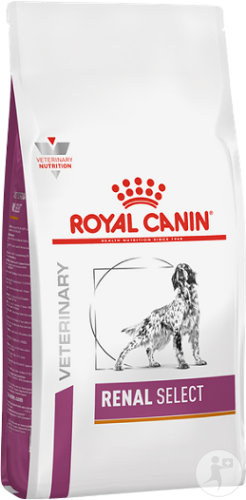 Royal Canin Veterinary Diet Dry Dog Select Renal 10kg