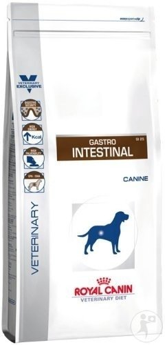 Royal Canin Veterinary Diet Gastro Intestinal Canine 2kg