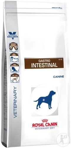 Royal Canin Veterinary Diet Gastro Intestinal Canine 7,5kg