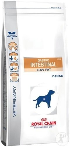 Royal Canin Veterinary Diet Gastro Intestinal Low Fat Canine 12kg