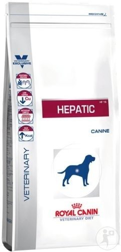 Royal Canin Veterinary Diet Hepatic Canine 12kg