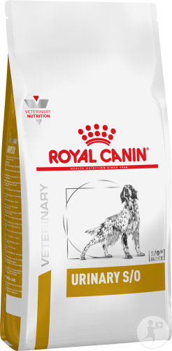 Royal Canin Veterinary Diet Urinary S/O Canine 7,5kg