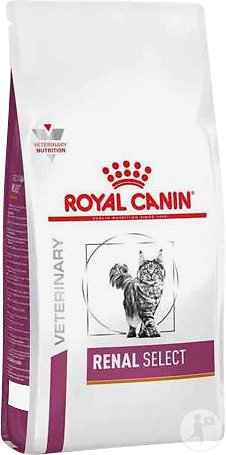 Royal Canin Veterinary Diet Wet Cat Renal Select 2kg