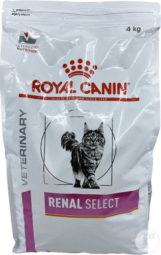 Royal Canin Veterinary Diet Wet Cat Renal Select 4kg