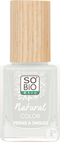 So'Bio Étic Natural Color Vernis À Ongles 80 Blanc French Flacon 11ml
