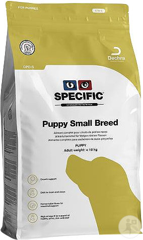 Specific CPD-S Puppy Small Breed Chiots De Petite Race 7kg