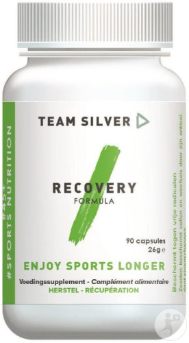 Team Silver Recovery Formula 90 Capsules