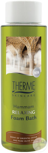 Therme Bain Moussant Hammam Relaxing 500ml