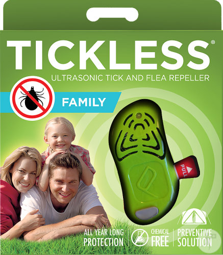 Tickless Ultrasone Repousser Tiques Puce Humain