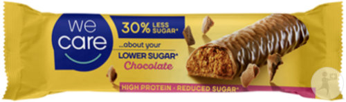Weight Care Carb Reduced High Protein Barre De Chocolat 31g