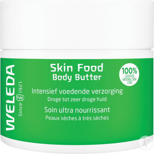 Weleda Weleda Skin Food Beurre Pour Le Corps Soin Ultra Nourrissant Peaux Sèches 150ml