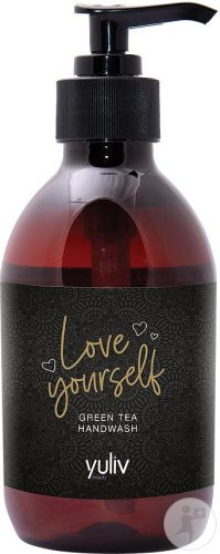 Yuliv Love Yourself Hand Wash Flacon-Pompe 300ml