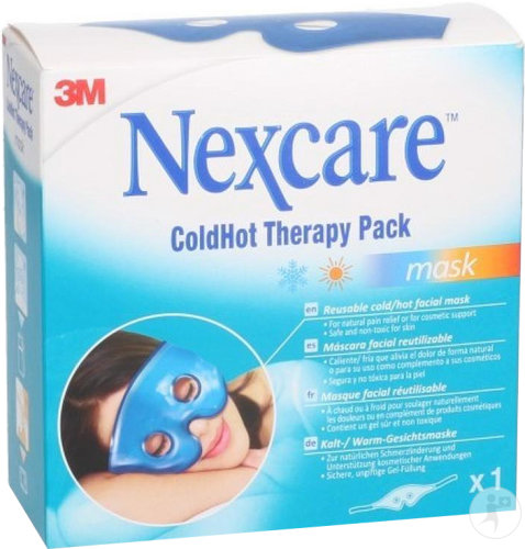 3M Nexcare ColdHot Therapy Pack Oogmasker 1 Stuk