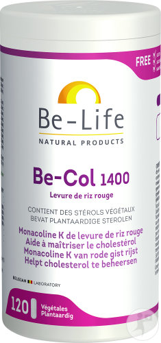Be-Life Be-Col 1400 Capsules 120
