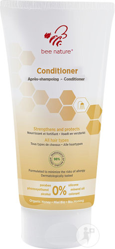 Bee Nature After-Shampoo Conditioner Tube 200ml