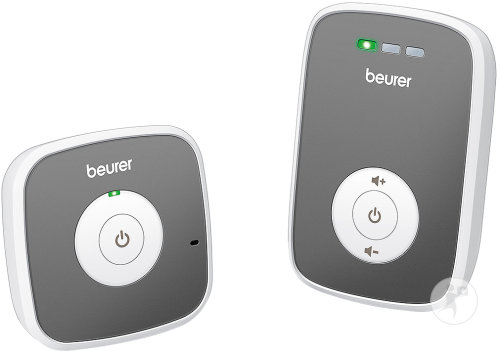 Beurer Babyfoon Eco+ BY33 Kit 1