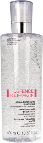 Bionike Defence Tolerance Essential Cleansing Water Pompfles 400ml