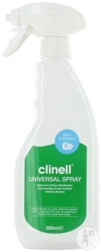 Clinell Ontsmettingsspray 500ml