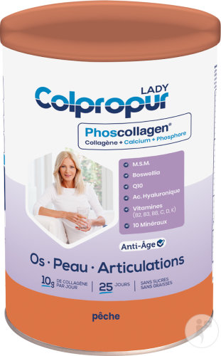 Colpropur Lady Peach 30 Doses