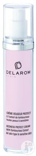 Delarom Crème Roodheid Protect Airless 50ml