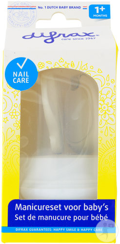 Difrax Manicure Deluxe 1 Set