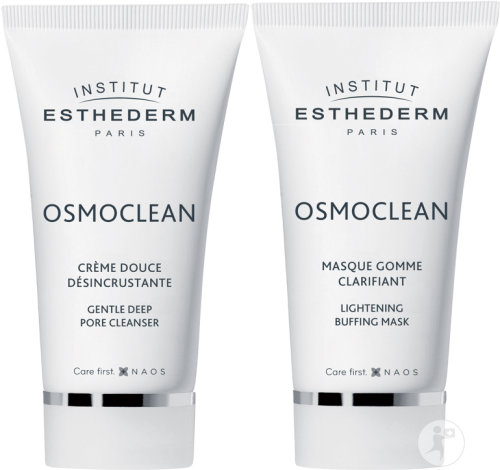 Esthederm Osmoclean Routine Pack Perfect Skin Tube 2x75ml
