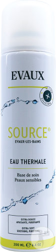 Evaux Source Bronwater Spray 200ml