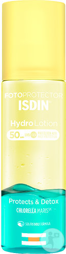 Isdin Fotoprotector Hydro Lotion SPF50 Protect & Detox 200ml