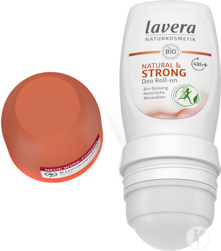 Lavera Natural & Strong Deodorant Roll On