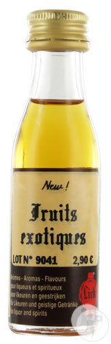 Lick Likeurextract Fruits Exotiques Flesje 20ml