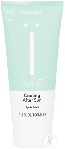 Naïf Cooling Aftersun Tube 100ml
