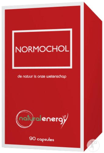 Natural Energy Normochol Capsules 90x600mg
