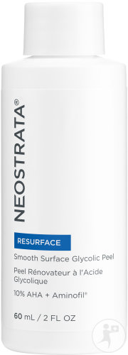 Neostrata Resurface Smooth Surface Glycolic Peel 60ml + 36 Pads