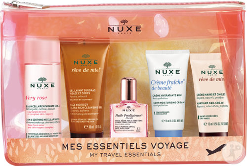 Nuxe Discovery Kit Zomer 5 Producten