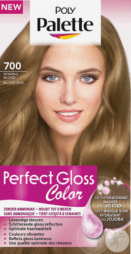Poly Palette Perfect Gloss Color 700 Honing Blond 115ml