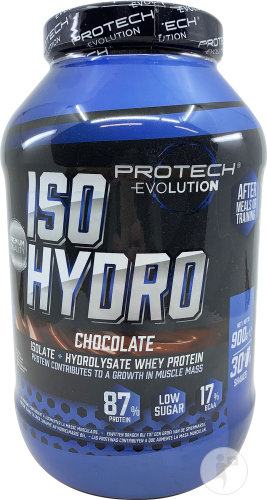 Protech Evolution Iso Hydro Chocolade Smaak 900g