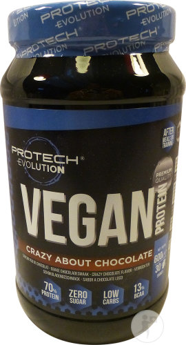 Protech Evolution Vegan Protein Crazy About Chocolate 600g
