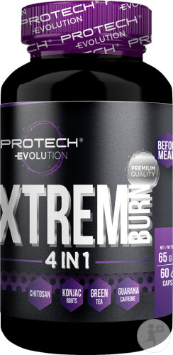 Protech Evolution Xtrem Burn 4in1 Capsules 60