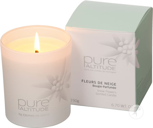 Pure Altitude Candle 190g