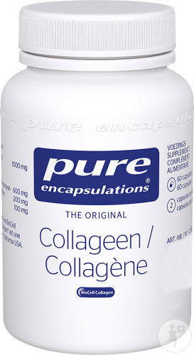 Pure Encapsulations Collageen JS 60 Capsules