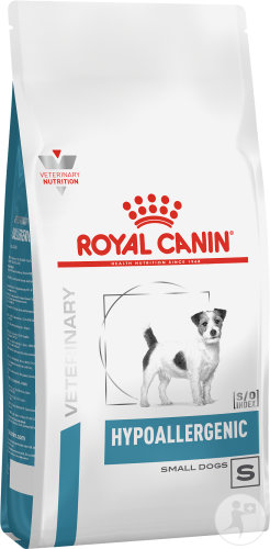Royal Canin Veterinary Diet Hypoallergenic Small Canine 3,5kg