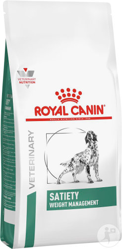 Royal Canin Veterinary Diet Satiety Support Canine 12kg
