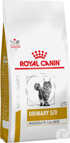 Royal Canin Veterinary Diet Urinary S/O Moderate Calorie Feline 3,5kg